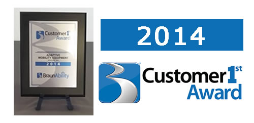 2014 Customer Award